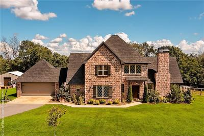 Bentonville Single Family Home For Sale: 2044 Haxton LN