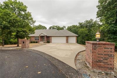 Bella Vista Single Family Home For Sale: 12 Ironside PL