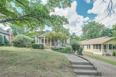 Fayetteville Single Family Home For Sale: 617 Willow AVE