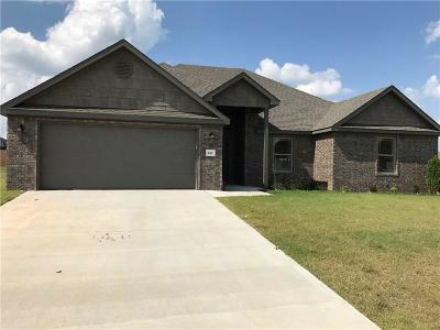 Pea Ridge Single Family Home For Sale: 847 Harper DR