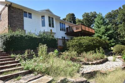 Rogers Single Family Home For Sale: 1211 E Hilltop DR
