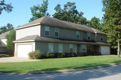 Fayetteville Multi Family Home For Sale: 2109-2111 E Cinnamon WY