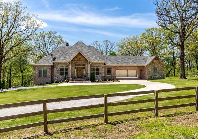 Gentry Single Family Home For Sale: 11255 N Holland AVE