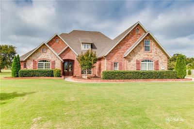 Springdale Single Family Home For Sale: 305 Scarlett BLVD