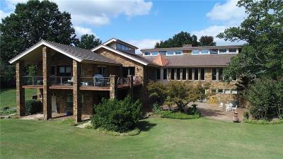 Fayetteville Single Family Home For Sale: 2455 E Joyce BLVD