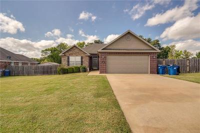 Bentonville Single Family Home For Sale: 2100 SW Chaddington RD
