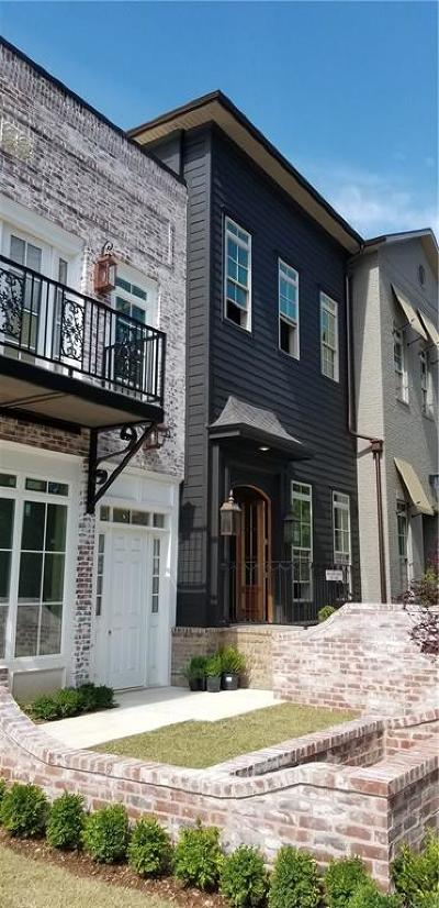 Bentonville Condo/Townhouse For Sale: 505 SE 6th ST