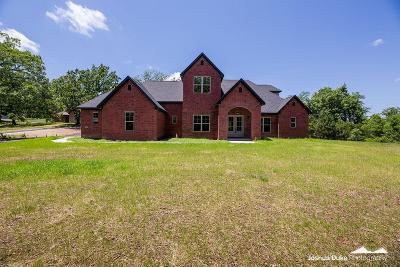 West Fork Single Family Home For Sale: 301 Cedar Springs