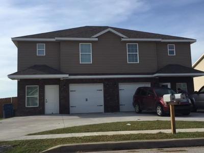Gravette Multi Family Home For Sale: 815/817 NW Baker ST