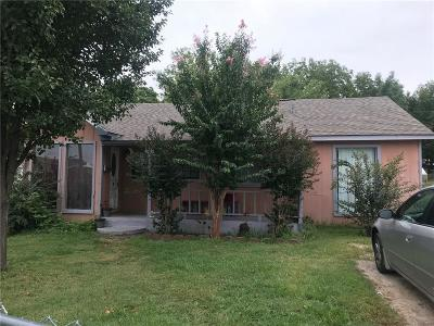 Rogers Single Family Home For Sale: 707 S 7Th Str ST