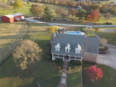 Fayetteville Single Family Home For Sale: 3827 Gulley RD