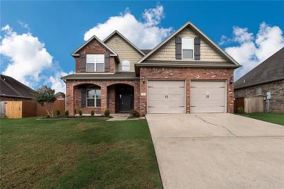 Bentonville Single Family Home For Sale: 606 SW Meadow Point