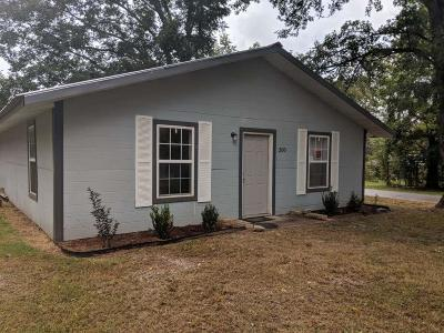 Benton County Single Family Home For Sale: 200 Black AVE