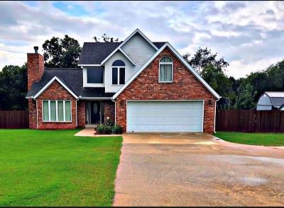 Pea Ridge Single Family Home For Sale: 2282 Hayden RD