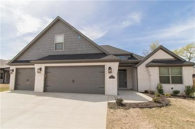 Bentonville Single Family Home For Sale: 1090 Huntleigh DR