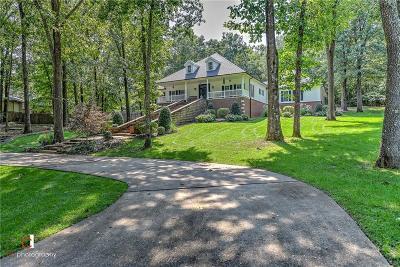 Springdale AR Single Family Home For Sale: $489,000