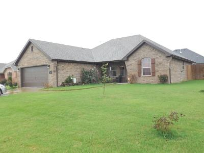 Prairie Grove Single Family Home For Sale: 361 Sundowner Ranch AVE