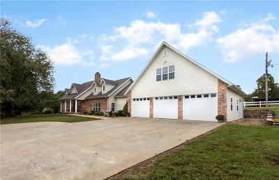 Benton County Single Family Home For Sale: 18110 Old Highway 68