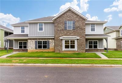 Fayetteville Condo/Townhouse For Sale: 4131-4133 W Santa Maria