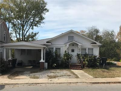Fayetteville Multi Family Home For Sale: 5 S West AVE