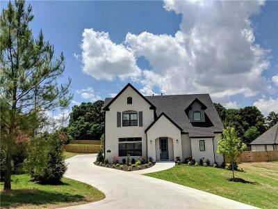 Fayetteville Single Family Home For Sale: 2897 N Chapel View DR