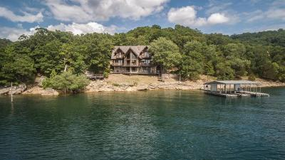 Eureka Springs, Rogers, Lowell Single Family Home For Sale: 831 S Bayshore DR