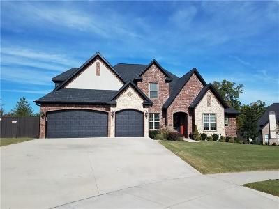 Bentonville Single Family Home For Sale: 4505 Birchgrove PL