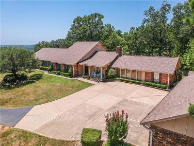 Alma Single Family Home For Sale: 1205 Kings Way