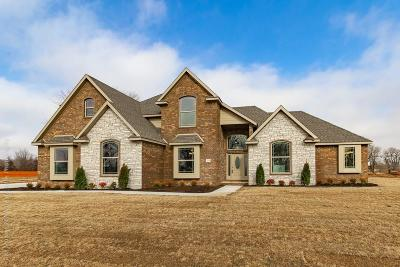 Springdale Single Family Home For Sale: 1518 Lake Estates DR