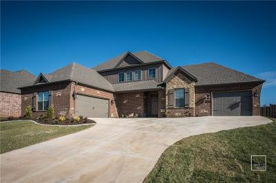 Centerton Single Family Home For Sale: 1330 Tuscany DR
