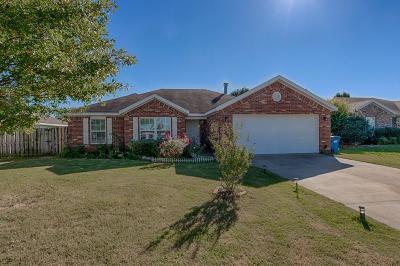 Bentonville Single Family Home For Sale: 4601 SW Limestone AVE
