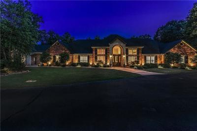 Bentonville Single Family Home For Sale: 5050 Rocky Ridge RD