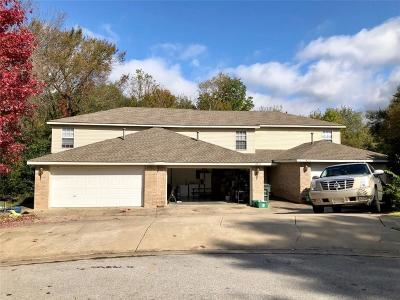 Fayetteville Multi Family Home For Sale: 2201-2253 E Cinnamon WY