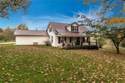 Rogers Single Family Home For Sale: 13585 Andy Jack RD