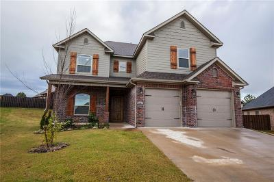 Rogers Single Family Home For Sale: 4601 W Bayberry PL