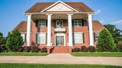 Bentonville Single Family Home For Sale: 11136 Cobblestone