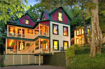 Eureka Springs Single Family Home For Sale: 7 Armstrong ST