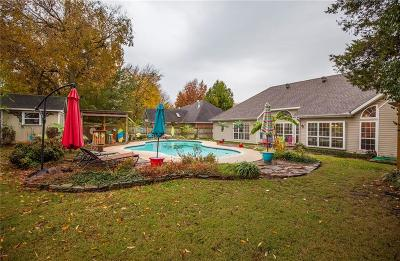 Rogers Single Family Home For Sale: 903 N Mallard LN