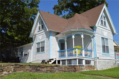 Fayetteville Single Family Home For Sale: 805 N Leverett AVE
