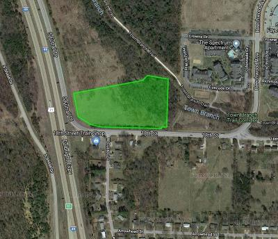 Fayetteville Residential Lots & Land For Sale: 1740 Futrall DR