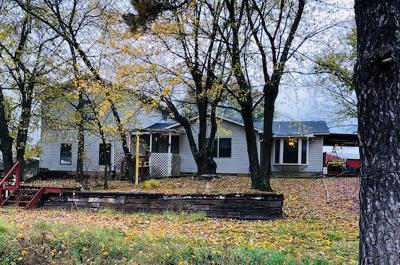 Washington County Single Family Home For Sale: 16384 Holcombe School RD