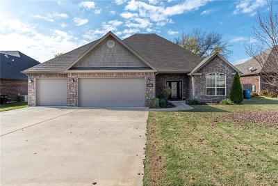 Bentonville Single Family Home For Sale: 4604 SW Skyline ST
