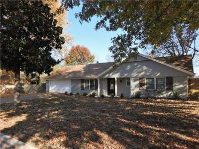 Bentonville Single Family Home For Sale: 1102 NW 11th ST