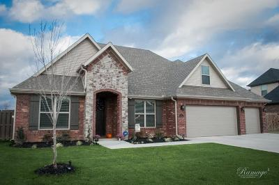 Rogers Single Family Home For Sale: 4613 W Canopy Meadows DR