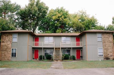 Fayetteville Multi Family Home For Sale: 637-643 N Betty Jo DR