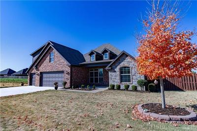 Bentonville Single Family Home For Sale: 4200 SW Flagstone BLVD
