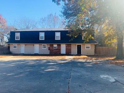 Fayetteville Multi Family Home For Sale: 684-690 N Betty Jo DR