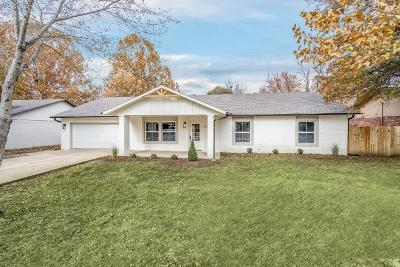 Bentonville Single Family Home For Sale: 308 SW 11th ST
