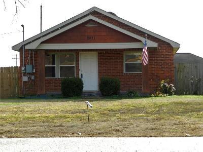Gravette Single Family Home For Sale: 801 SW Dallas ST