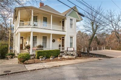 Eureka Springs Single Family Home For Sale: 27 Paxos ST
